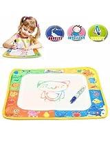 Water Drawing Painting Writing Board Mat Magic Pen Kids Children Toys Xmas Gift