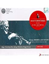 From the Ncpa Archives - Bismillah Khan