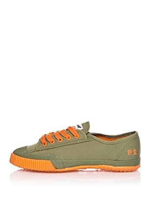 Shulong Zapatillas Shustreet Low Plus (Caqui / Naranja)