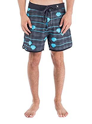 Hurley Boxer da Bagno Phantom Block Party Palmera 16
