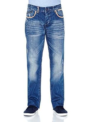 Cipo & Baxx Pantalón Patrick (Azul Medio)