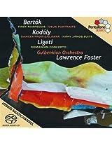 1st Rhapsodie/Hary Janos Suite/Romanian Rhapsody