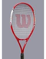 Wilson Grand Slam 4 3/8 Strung Tennis Racquet