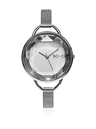 SO & CO New York Uhr mit Miyota Uhrwerk Woman GP15790 36 mm