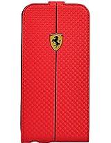 Ferrari Flap Case iPhone6 Formula1-Red FEFOCFLP6RE