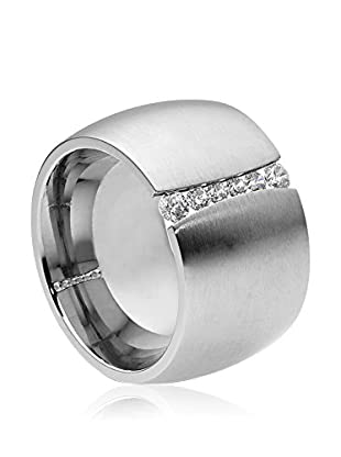 Steel Art Ring Directus