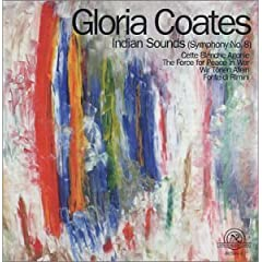Music of Gloria Coates