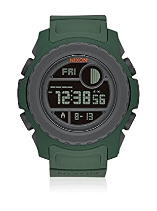 Nixon Uhr mit japanischem Mechanikuhrwerk Man Super Unit 49 mm