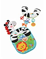 Fisher-Price Deluxe Cozy Fit Playtime Tummy Wedge