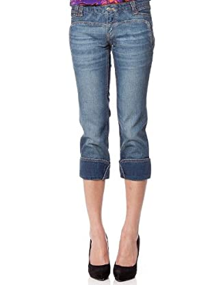 Custo Pantalón Li Push (Azul)