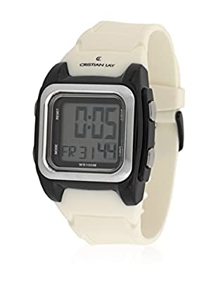 CRISTIAN LAY Reloj de cuarzo 19580 Blanco