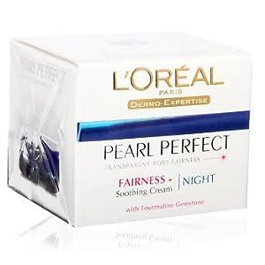 L'Oreal Paris White Perfect Night Cream (50g)