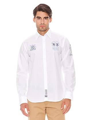 La Martina Camisa Mazau (Blanco)