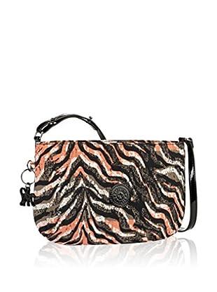 Kipling Umhängetasche Partybag braun