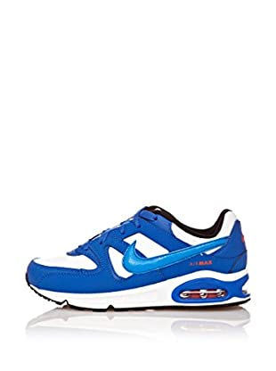 Nike Zapatillas Air Max Command (Ps) (Azul / Blanco)