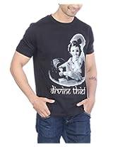 Ps Mens T-Shirt -Jade Black (Medium)