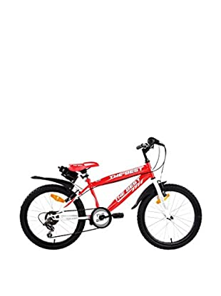 Schiano Cicli Bicicleta 20 The Bes 06V. Rojo