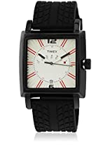 Ti000V20200 Black/White Analog Watch
