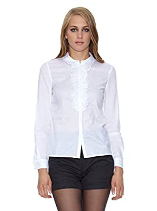 NAF NAF Camisa Mujer (Blanco)