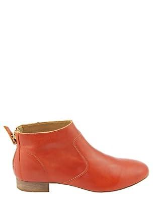 Eye Shoes Botines Bajos (Rojo)