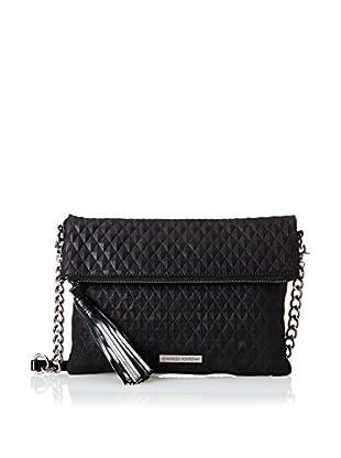Charles Jourdan Women's Flip Shoulder Bag, Black