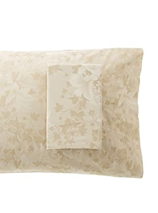 Home Treasures Elegance Jacquard Pillowcases (Mist)