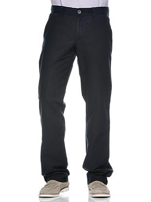 Rifle Pantalón Seattle (Azul Noche)