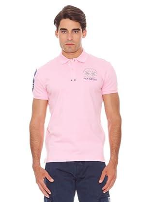 La Martina Polo Kanpa Corta (Rosa)
