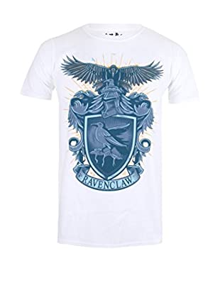 ICONIC COLLECTION - HARRY POTTER Camiseta Manga Corta Ravenclaw Badge