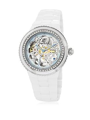 Hugo von Eyck Reloj automático Woman Vela Blanco 40 mm