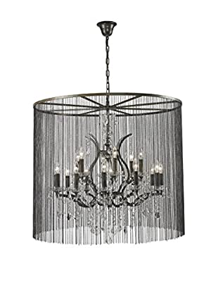 CDI Furniture Large Vaille Crystal Chandelier