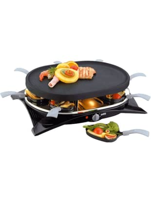 Petra Electric 8er Raclette RC12.02