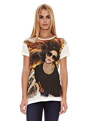 Pepe Jeans London Camiseta Argyll (Crudo)