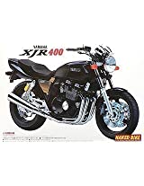 1/12 Yamaha Xjr400 By Aoshima