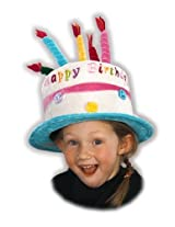 Elope Inc. Kid's Birthday Cake Hat