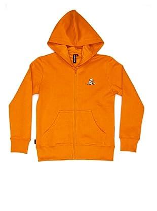 El Niño Sudadera Vendado (naranja)