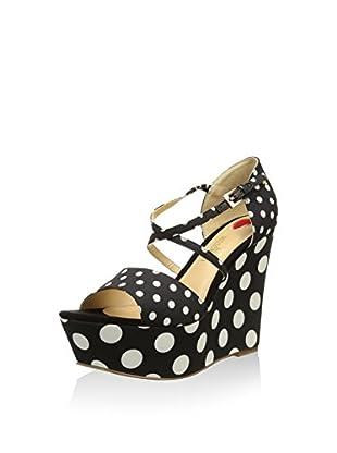 Love Moschino Keil Sandalette