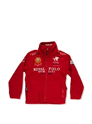 Geographical Norway Forro Polar Uniroyal (Rojo)