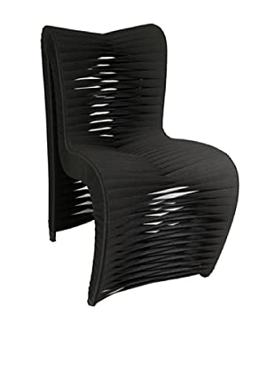 Phillips Collection Seat Belt Dining Chair