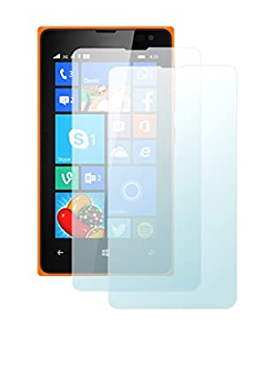 Unotec Set Protector De Pantalla 2 Uds. Lumia 435