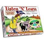 Creative's Listen & Learn Nursery Rhymes (Cd) 0938