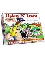 Creative's Listen & Learn Nursery Rhymes (Cd) 0938