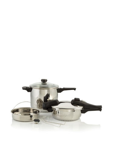 BergHOFF 7-Piece Pressure Cooker Set
