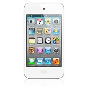 Apple 16GB iPod Touch (White)