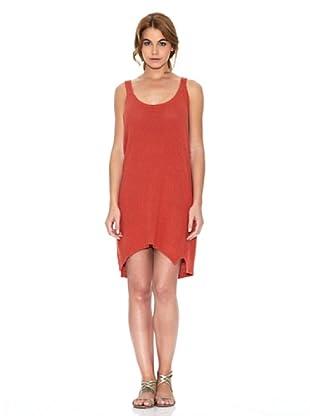 American Vintage Vestido Tirantes (Rojo)