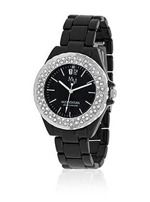 MUSAVENTURA Reloj Geneve Negro