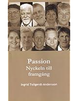 Passion - Nyckeln till framgång