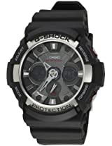 Casio G-Shock Analog-Digital Multi-Color Dial Men's Watch - GA-200-1ADR (G361)
