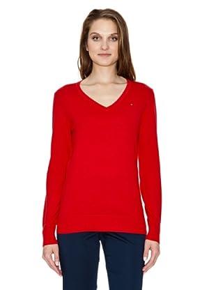 Tommy Hilfiger Jersey (Rojo)