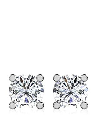 Friendly Diamonds Pendientes FDT6310W Oro Blanco